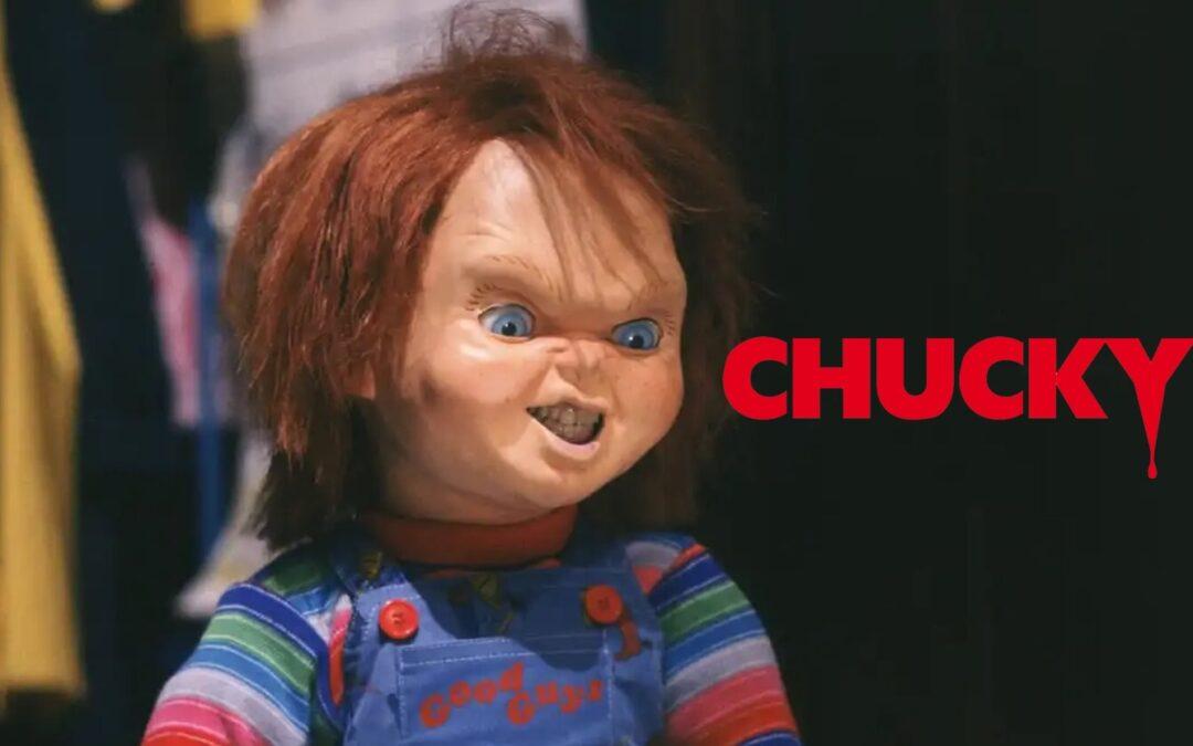 CHUCKY | Teaser mostra a tecnologia Animatronics que dará vida ao brinquedo assassino na série do canal Syfy