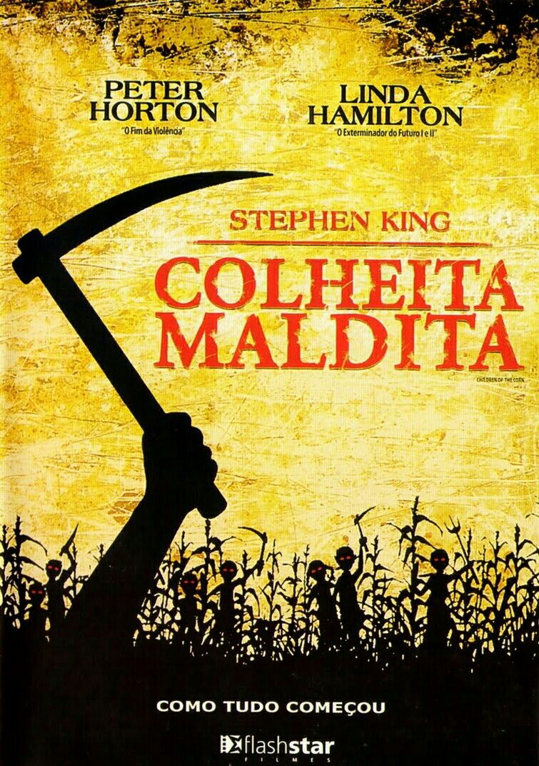 colheita maldita 1984 baseado conto stephen king - Colheita Maldita | Reboot do clássico do terror com Elena Kampouris tem imagens divulgadas