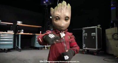 Guardiões da Galáxia | Disney revelou protótipo de um robô do Baby Groot