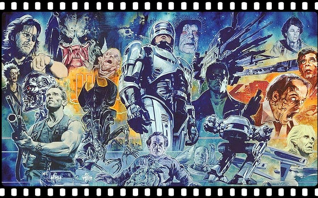 In Search of Tomorrow | Documentário nostálgico dos filmes de ficção científica dos anos 80