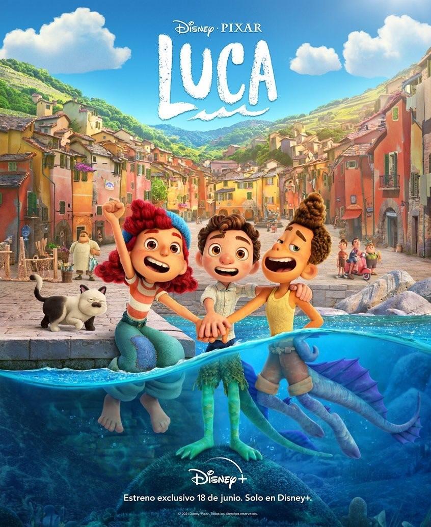 Luca | Animação da Disney e Pixar tem novo trailer divulgado