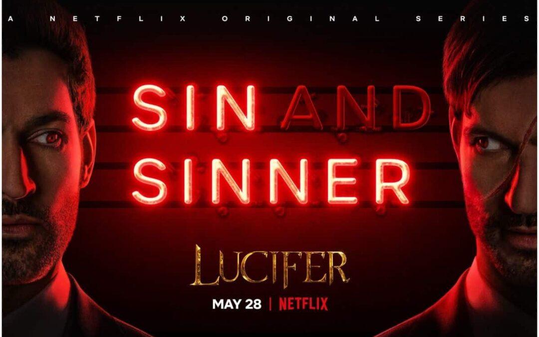 Lucifer   Netflix divulga o trailer final da última temporada da série com Tom Ellis