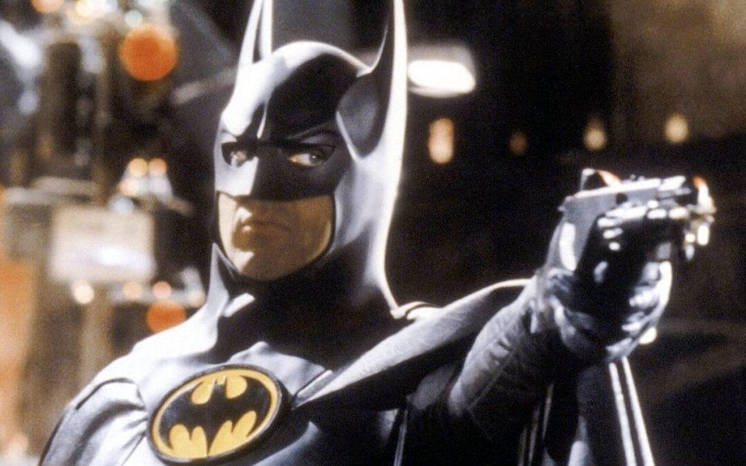 MICHAEL KEATON confirmado como Batman em THE FLASH