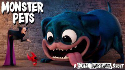 Monster Pets | Um Curta do Hotel Transilvânia da Sony Pictures Animation