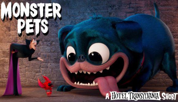 Monster Pets   Um Curta do Hotel Transilvânia da Sony Pictures Animation