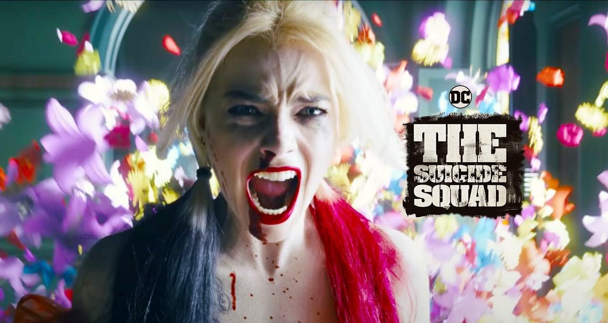O Esquadrão Suicida Warner divulga novo e alucinado trailer com novas cenas