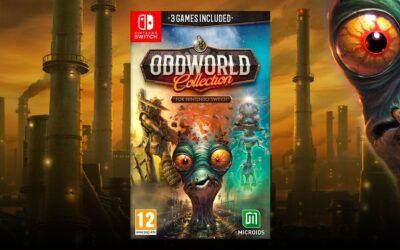 Oddworld   Coleção do game chega em 27 de maio para Nintendo Switch