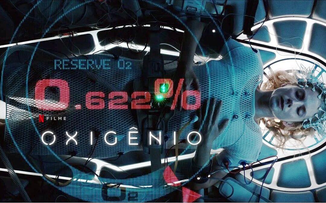 Oxigênio | Novo trailer da ficção científica claustrofóbica com Mélanie Laurent na Netflix