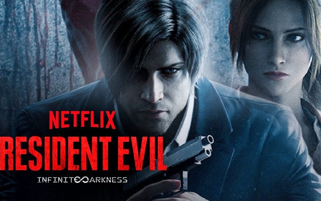 RESIDENT EVIL: No Escuro Absoluto | Netflix divulga trailer da série animada