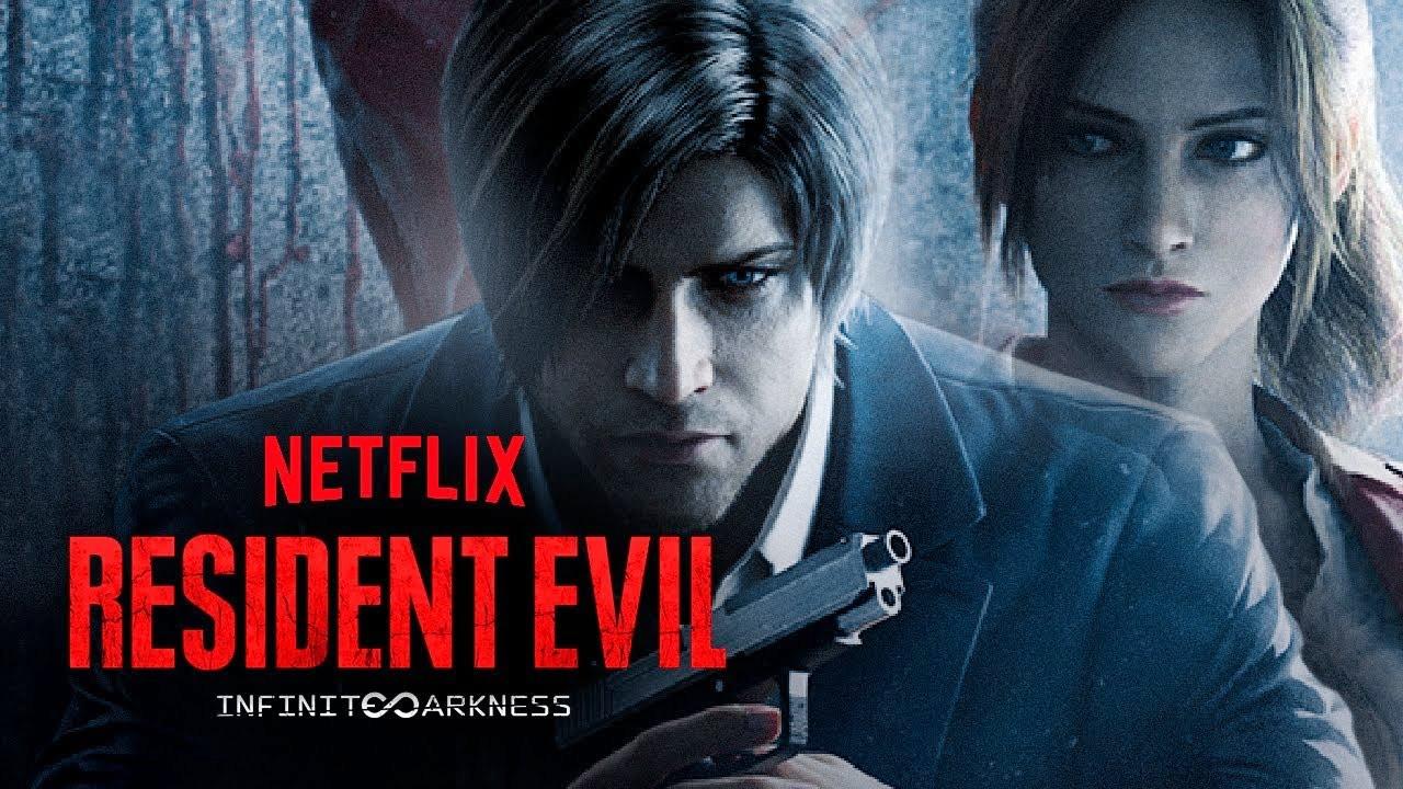 RESIDENT EVIL: No Escuro Absoluto   Netflix divulga trailer da série animada