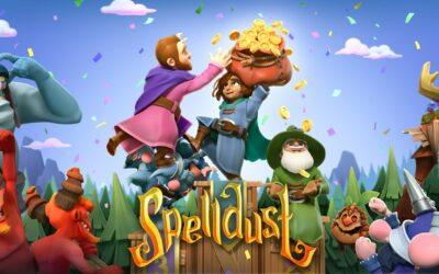 Spelldust   Game já está disponível para iOS e Android