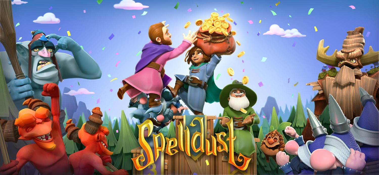 Spelldust | Game já está disponível para iOS e Android