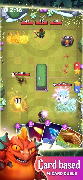 Spelldust | Game será lançado para iOS e Android no dia 27 de abril