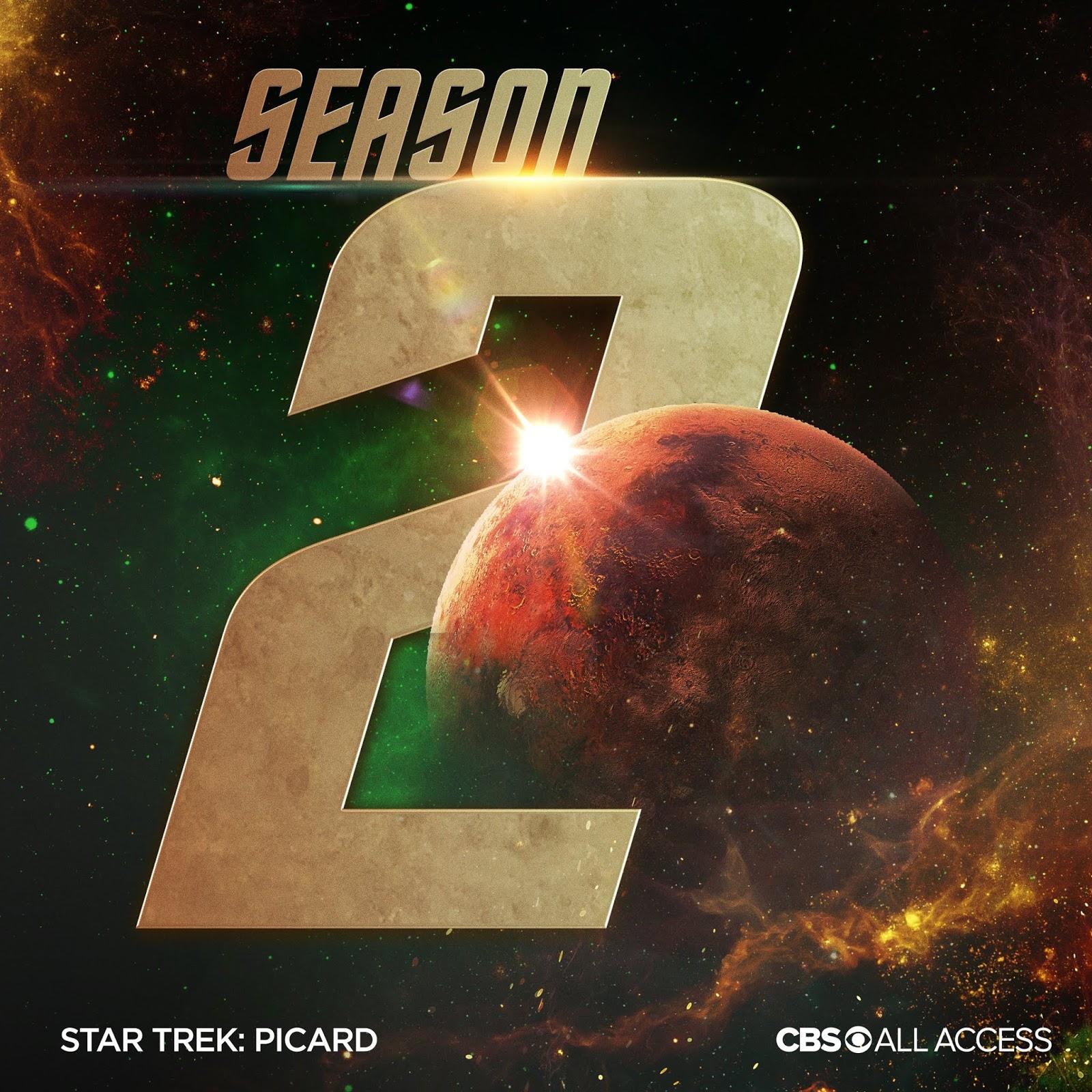 STAR TREK | Segunda temporada da série PICARD indica o retorno do personagem Q