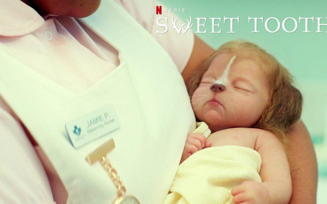 Sweet Tooth | Trailer da nova série da Netflix baseada em HQ da DC