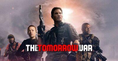 THE TOMORROW WAR | Chris Pratt luta para salvar o mundo no Teaser da Amazon Prime Video