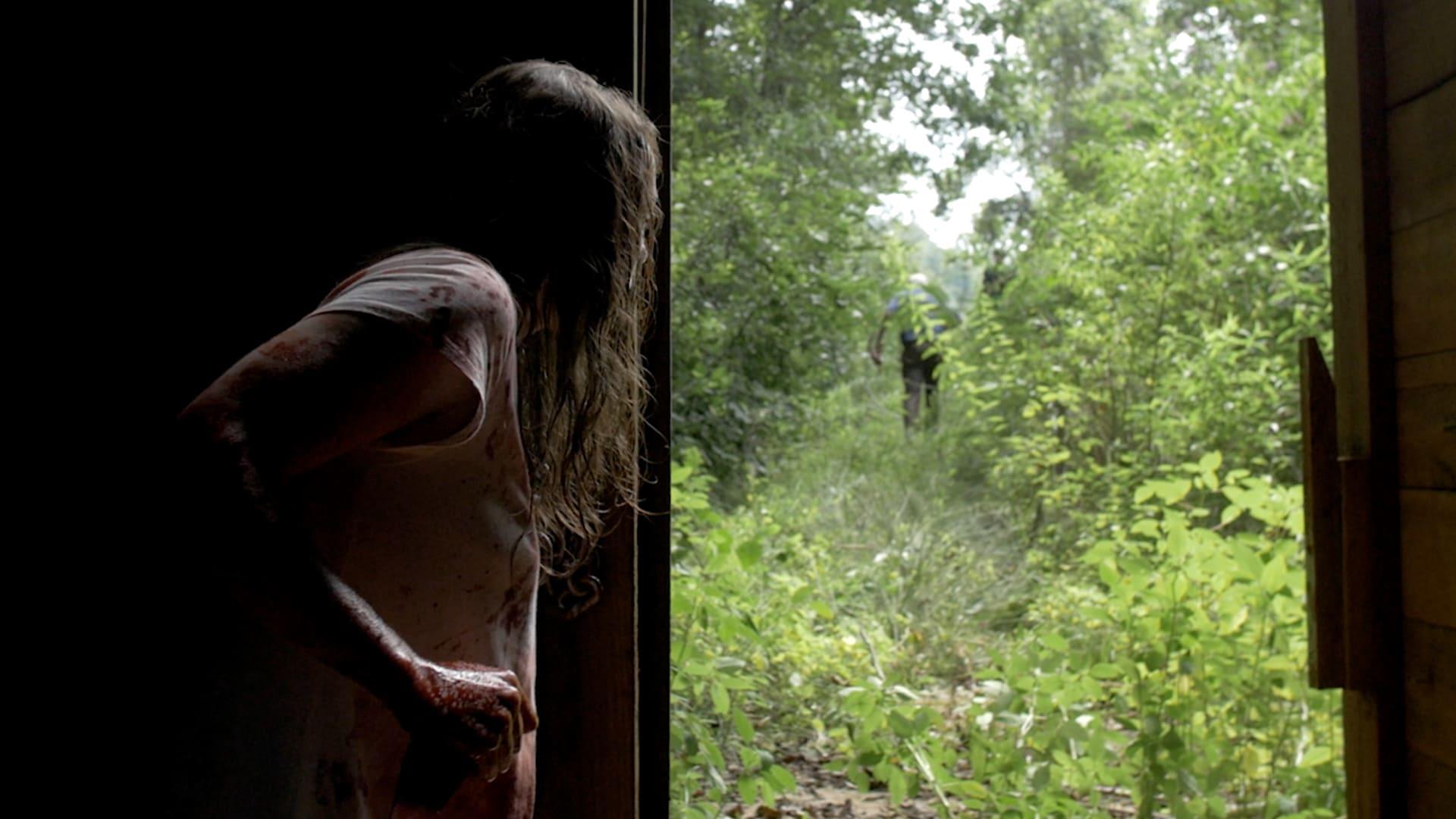 The Dark Red | Terror estrelado por April Billingsley em culto sombrio, pela Dark Sky Films