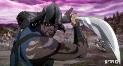 YASUKE | Série anime inspirada no primeiro guerreiro samurai africano na Netflix