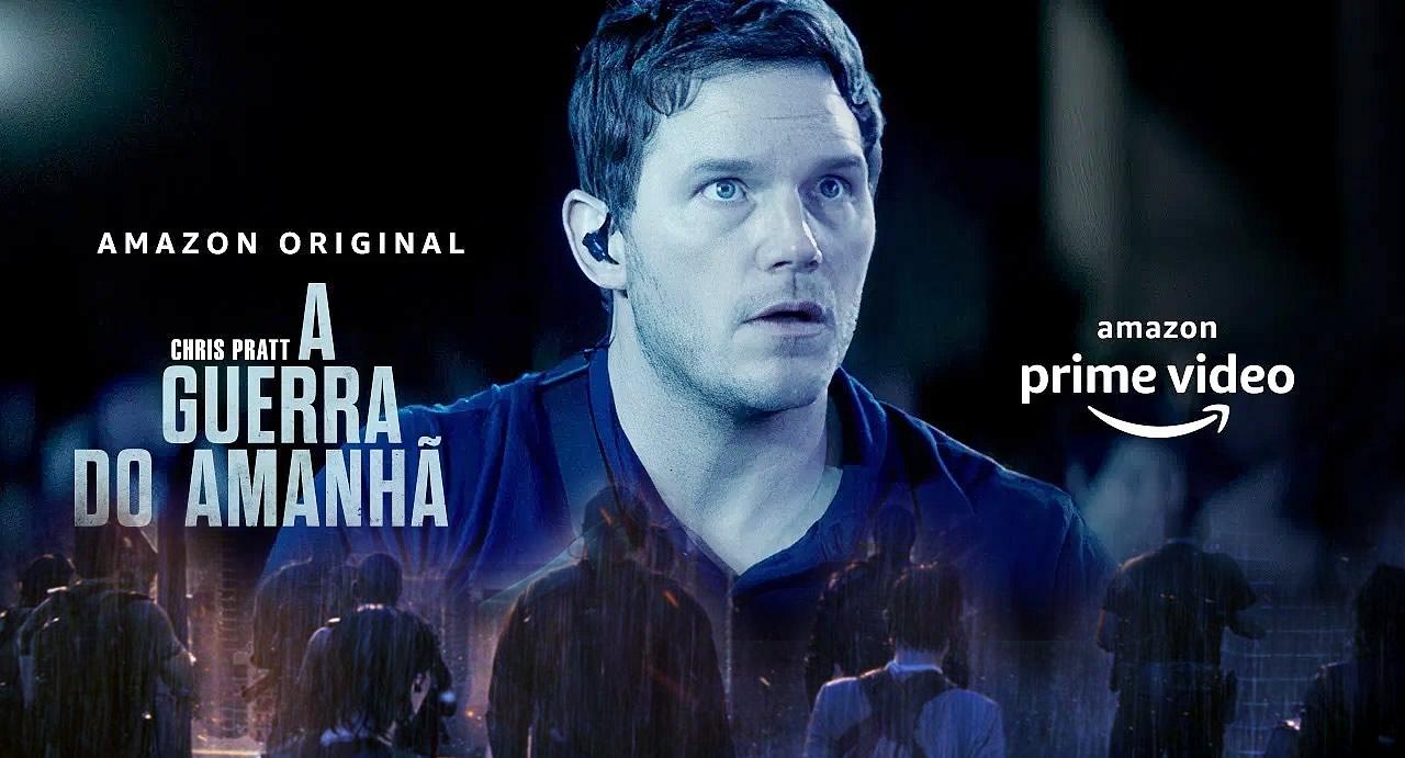 A Guerra do Amanhã | Trailer com Chris Pratt divulgado pela Amazon Prime Video