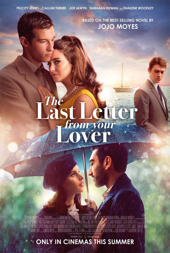 a ultima carta de amor na netflix com shailene woodley e felicity jones - A Última Carta de Amor na Netflix com Felicity Jones e Shailene Woodley
