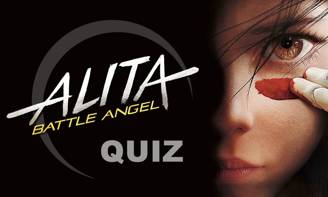 Alita Anjo de Combate | Quiz do filme de Robert Rodriguez e James Cameron