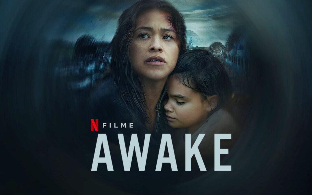 Awake | Filme de ficção científica pós-apocalíptico com Gina Rodriguez na Netflix