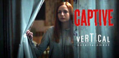 CAPTIVE | Suspense pela Vertical Entertainment com Tori Kostic