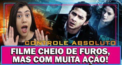 CONTROLE ABSOLUTO | Filme de ação na Netflix com Shia LaBeouf e Michelle Monaghan – ANÁLISE SEM E COM SPOILER