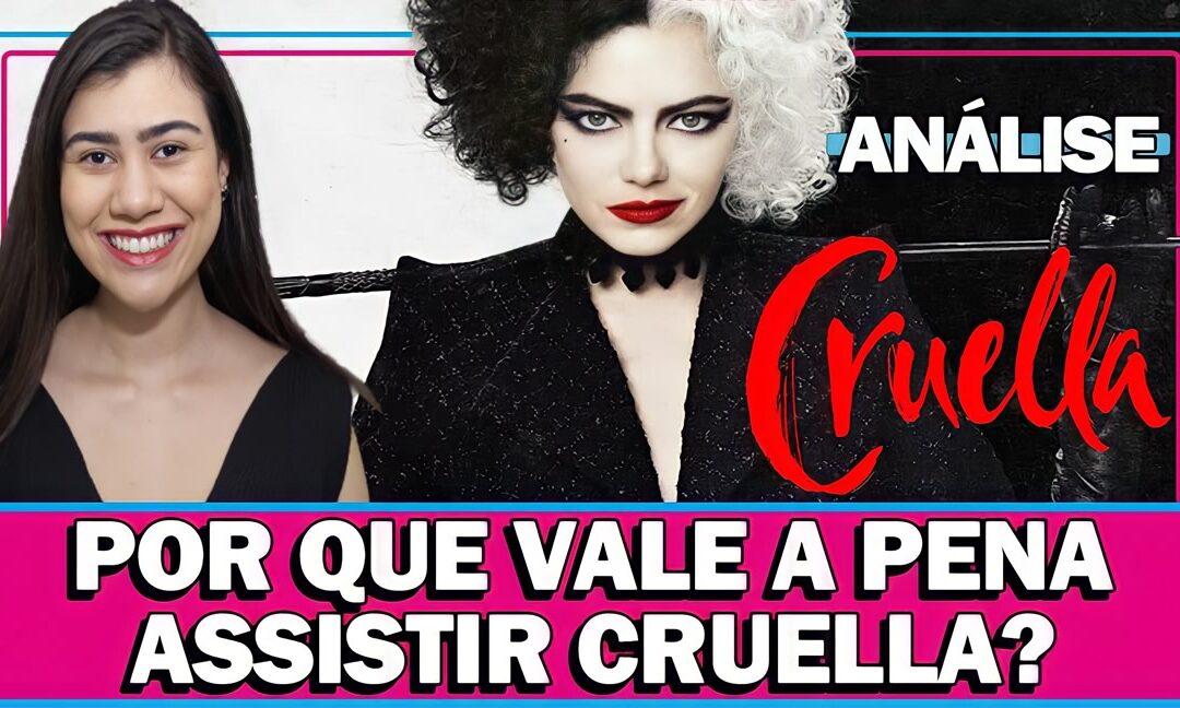 CRUELLA | Análise sem Spoiler do live action com Emma Stone na Disney Plus