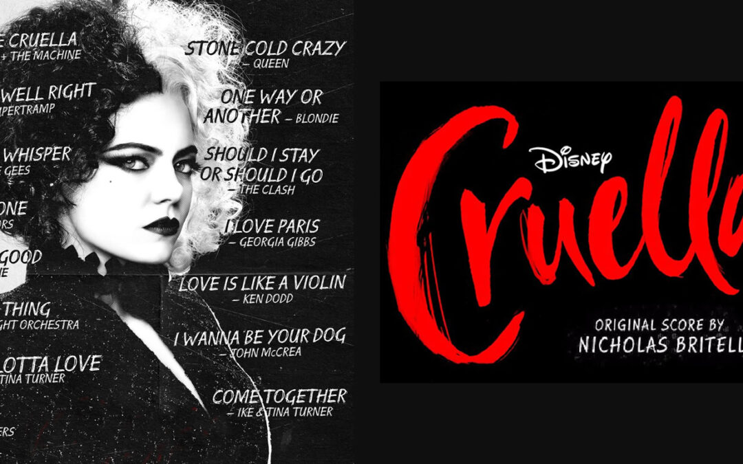 CRUELLA | Trilha sonora do live-action da Disney com Emma Stone é um show a parte