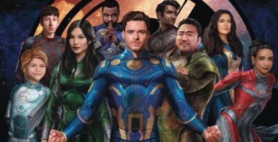 Eternos | Marvel Studios divulga Teaser Dublado