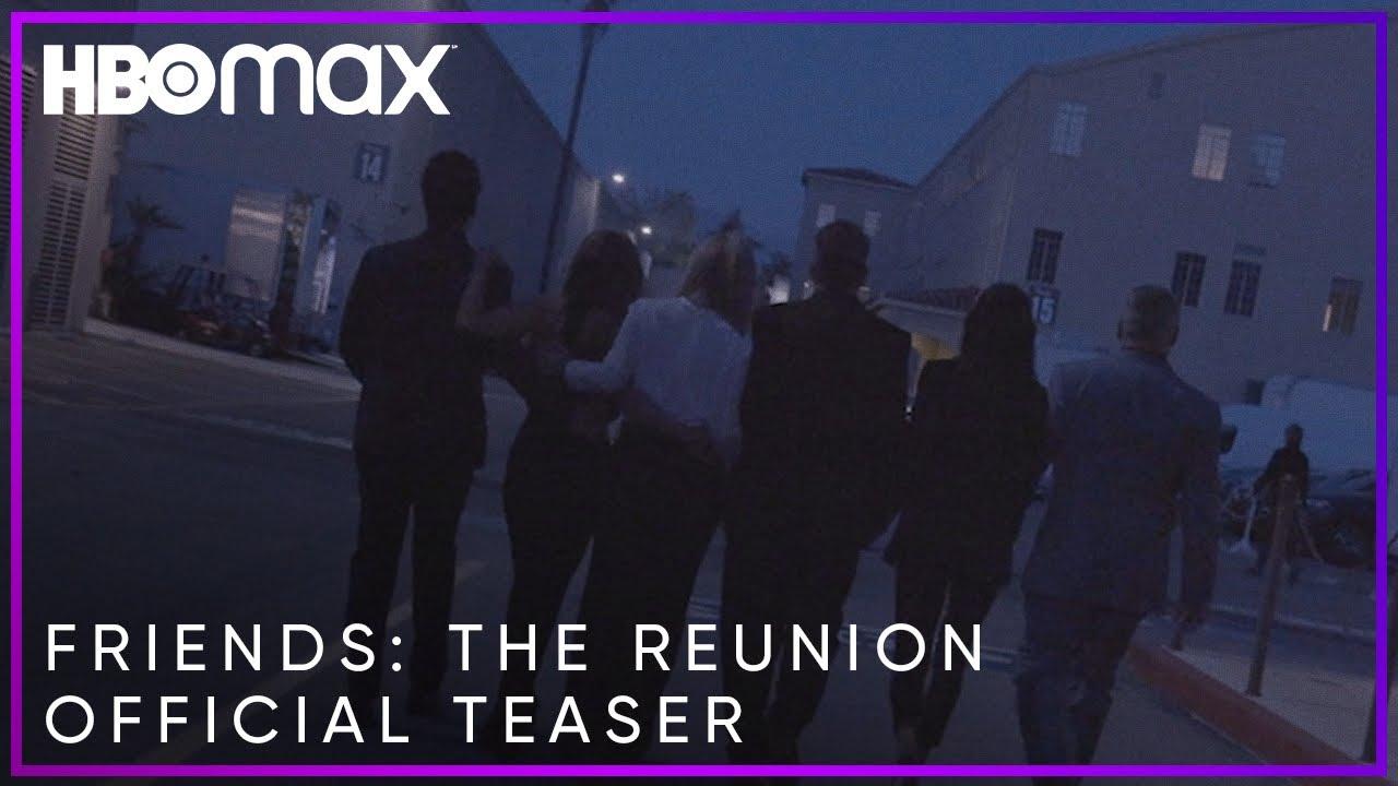 Friends: The Reunion | HBO Max lançou teaser do especial com data de estreia