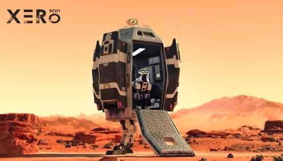 Genesis   Curta-metragem de ficção científica dirigido por Constantin Kormann