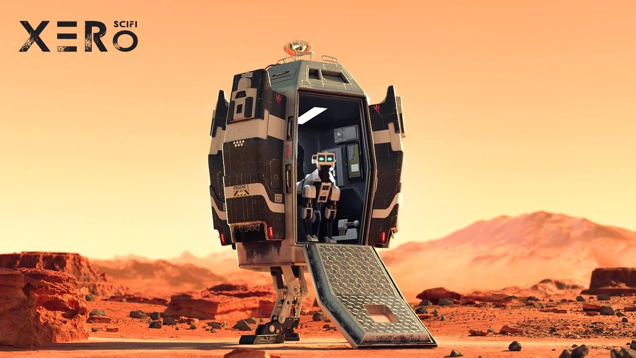 Genesis | Curta-metragem de ficção científica dirigido por Constantin Kormann