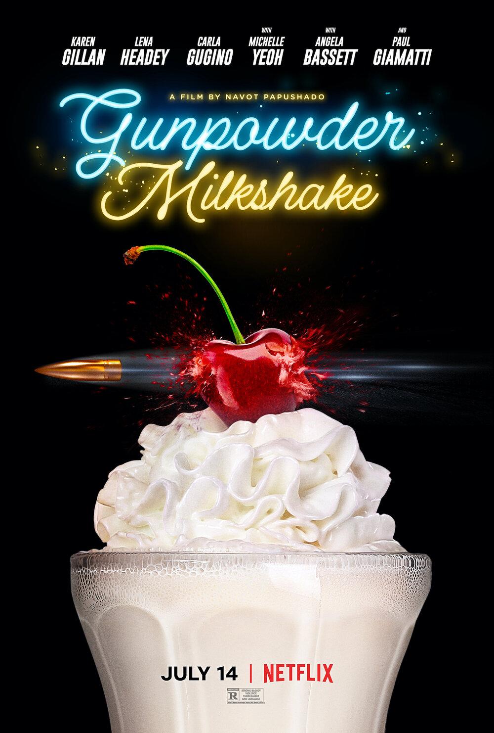 Gunpowder Milkshake | Filme de ação com Karen Gillan e Lena Headey