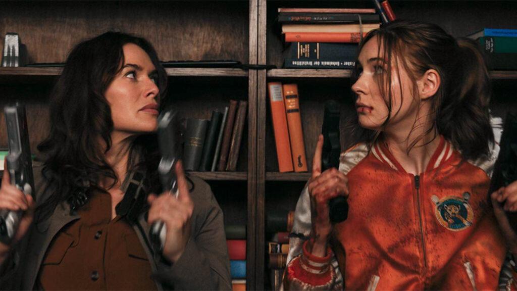 gunpowder milkshake karen gillan e lena headey 1024x576 - Gunpowder Milkshake | Netflix | Filme de ação com Karen Gillan e Lena Headey