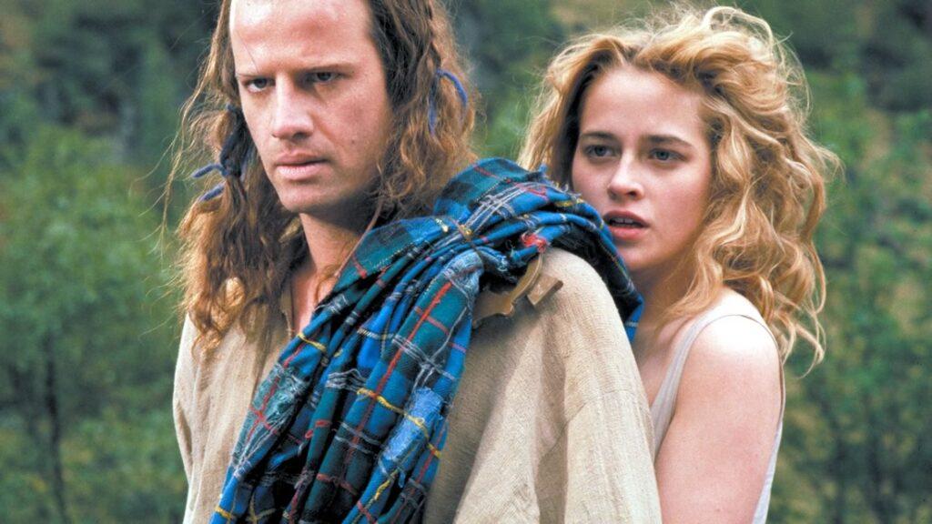 Highlander o Guerreiro Importal - Christopher Lambert e Roxanne Hart