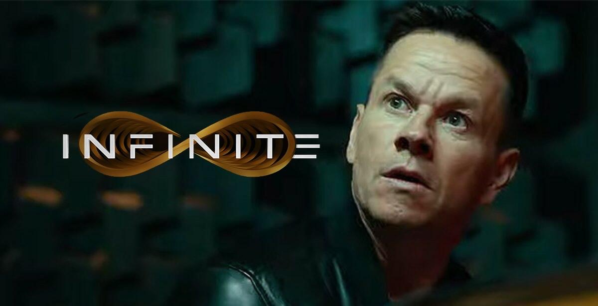 Infinite   Ficção científica da Paramount Plus com Mark Wahlberg e Chiwetel Ejiofor