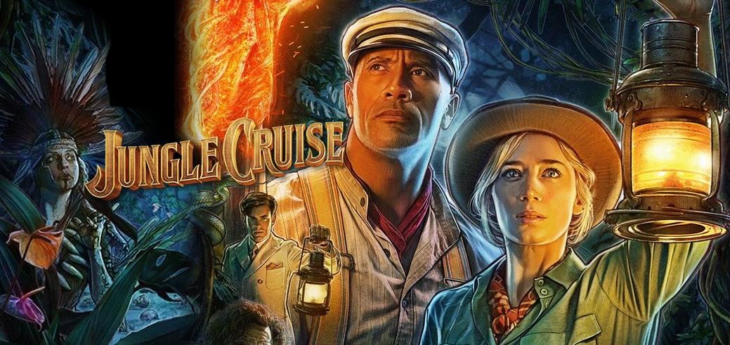 Jungle Cruise | Dwayne Johnson e Emily Blunt em novo trailer da aventura da Disney