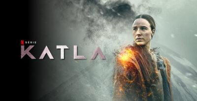 Katla | Netflix | Série escandinava de suspense sobrenatural sobre um vulcão subglacial real