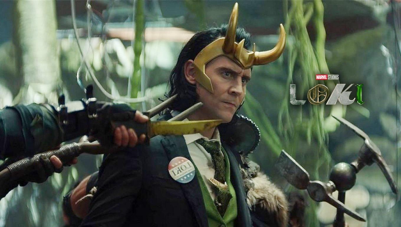 LOKI | Tom Hiddleston anuncia a estreia da série da Marvel Studios em 9 de junho de 2021