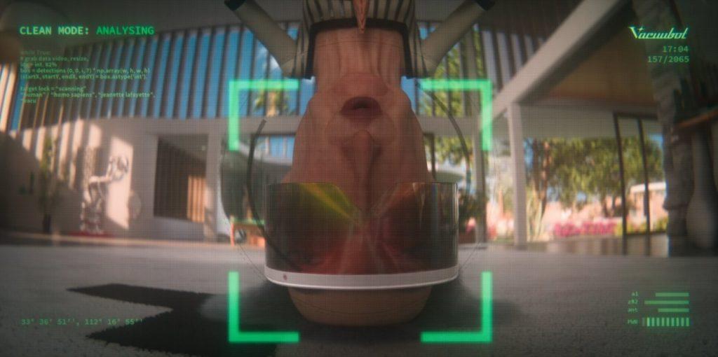 love death robots volume 2 episodio 1 servico de atendimento ao cliente img6 1024x510 - Love, Death & Robots Vol. 2 Episódio 1: Serviço de Atendimento ao Cliente - Final Explicado