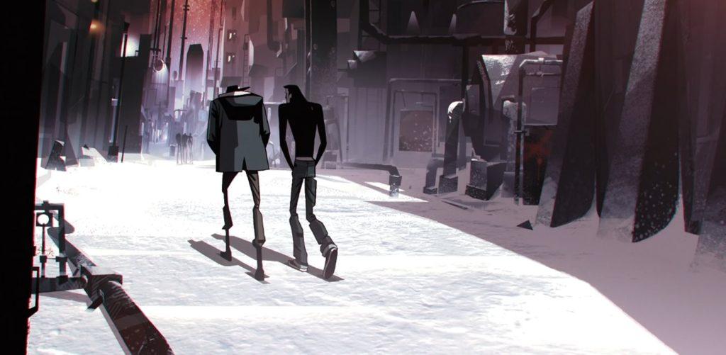 love death robots volume 2 episodio 2 gelo img14 1024x501 - Love, Death & Robots Vol. 2 Episódio 2: GELO - Final Explicado