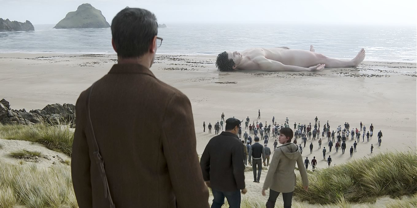 Love, Death & Robots Vol. 2 Episódio 8: O Gigante Afogado – Final Explicado