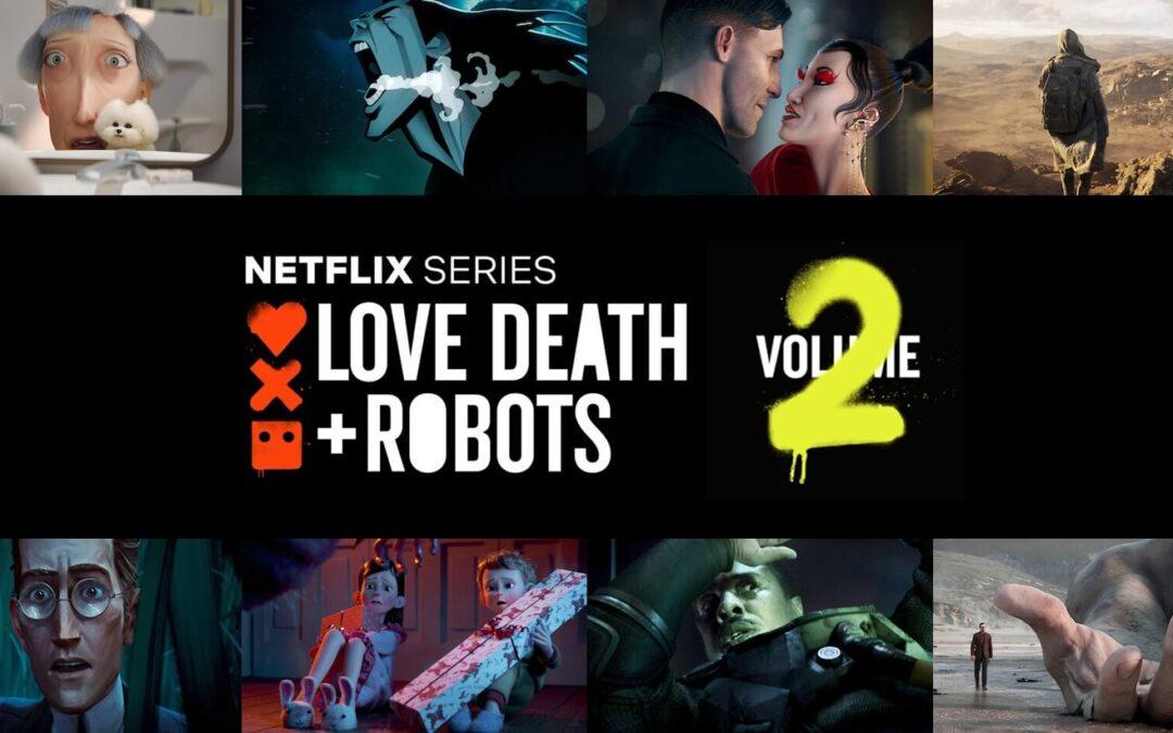 Love, Death & Robots | Segunda Temporada na Netflix