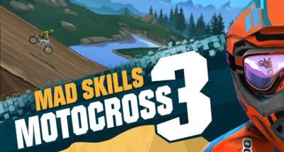 Mad Skills Motocross 3 | O Jogo Para Dispositivos Móveis é Lançado Globalmente