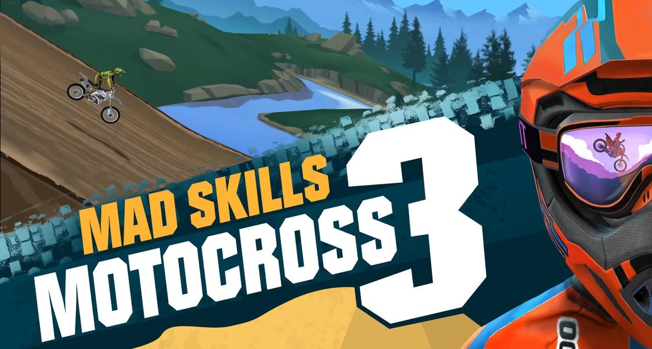 Mad Skills Motocross 3   O Jogo Para Dispositivos Móveis é Lançado Globalmente