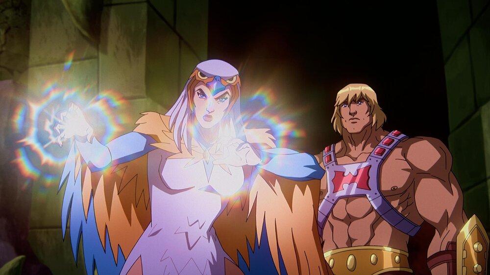 Mestres do Universo: Revelation   Netflix divulga fotos da série animada com He-Man