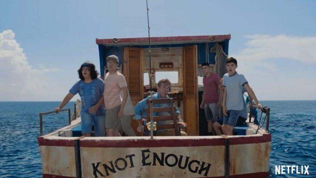 MILAGRE AZUL | Netflix | Filme emocionante basado em fatos reais - Análise sem spoiler
