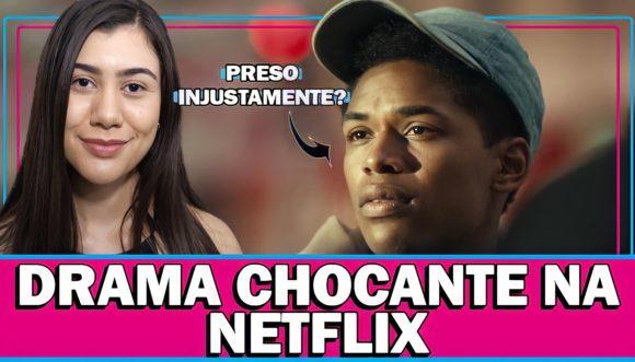 MONSTRO   FILME COM DRAMA RACIAL CHOCANTE NA NETFLIX – ANÁLISE SEM SPOILER
